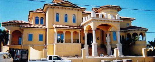 Sarasota and Venice Stucco